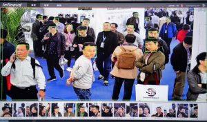 Hình ảnh khuôn mặt người Trung Quốc đang bị rao bán với giá rẻ mạt