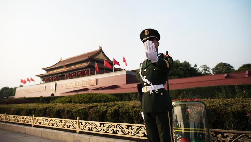 Tình hình chính trị ở Trung Nam Hải ngày càng trở nên khó đoán.