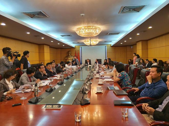 """Bộ trưởng Tài nguyên và Môi trường khẳng định nguyên nhân ô nhiễm không khí là """"từ chính chúng ta"""". (Ảnh qua dantri)"""