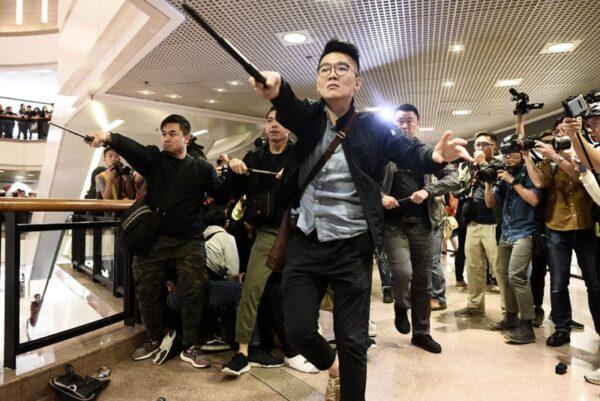Đêm Giáng Sinh không bình an, cảnh sát Hồng Kông điên cuồng bắt người (ảnh 3)