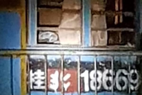 Hà Tĩnh Tàu hàng không có người lái trôi dạt vào bờ biển nghi của Trung Quốc-ảnh 1