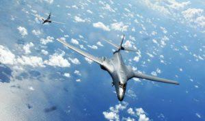 Mỹ điều máy bay ném bom tuần tra Biển Đông, thực hiện tự do hàng hải