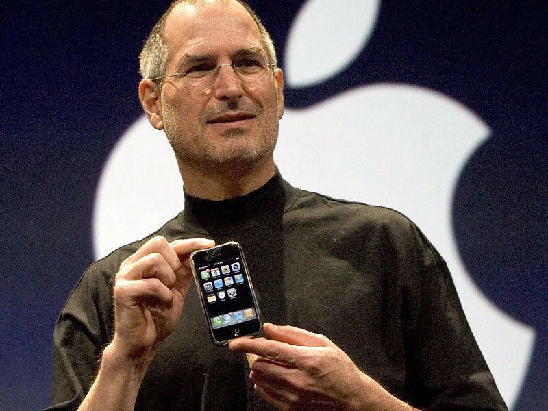 Hành trình 12 năm phát triển của iPhone - iPhone 2G