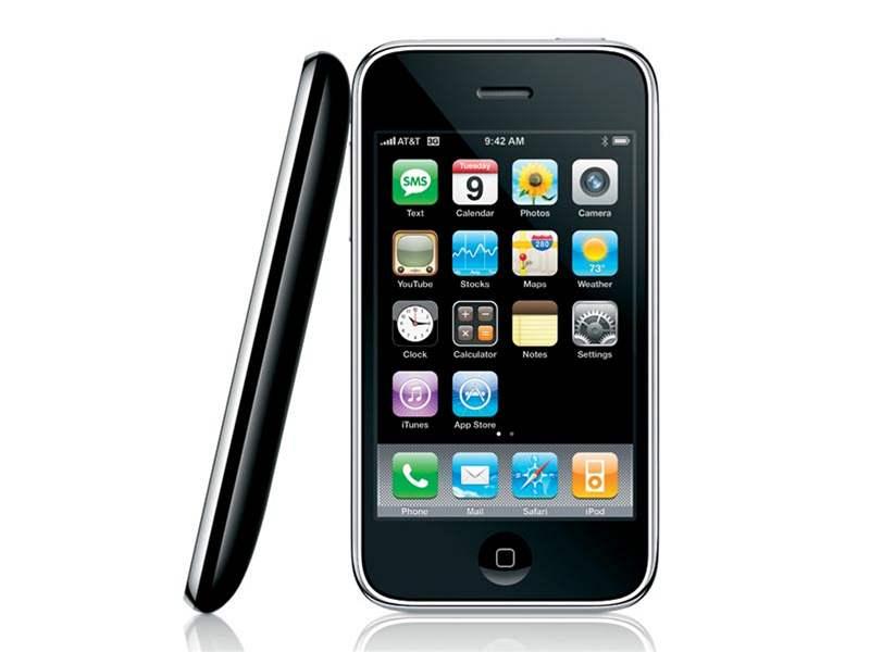 Hành trình 12 năm phát triển của iPhone - iPhone 3G