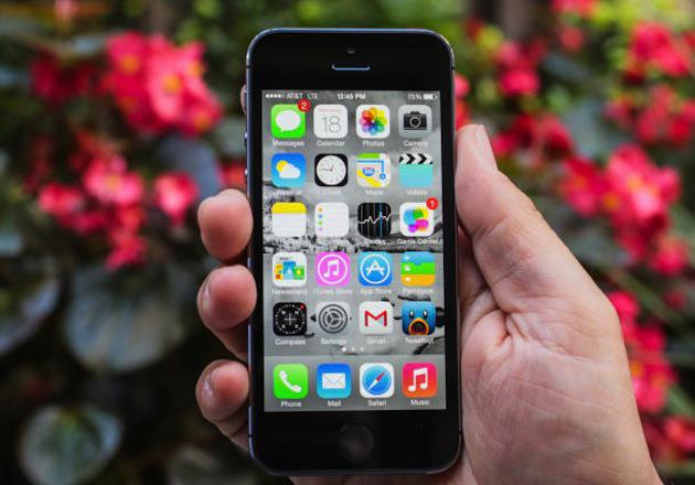 Hành trình 12 năm phát triển của iPhone - iPhone 5S