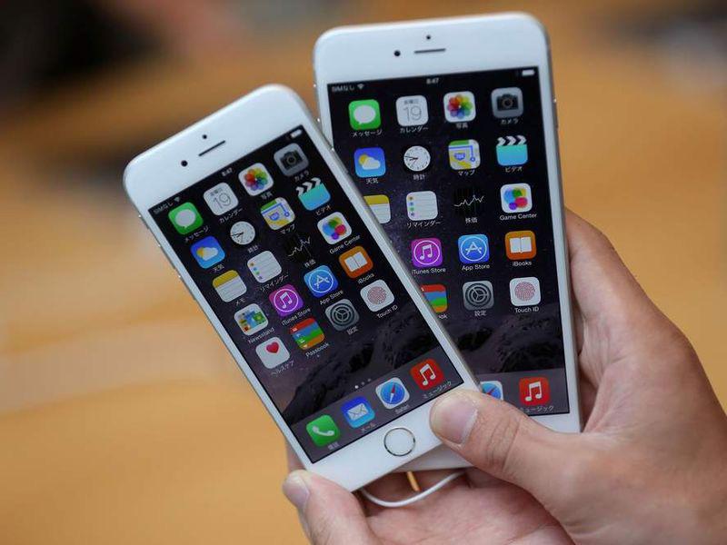 Hành trình 12 năm phát triển của iPhone - iPhone 6 và iPhone 6 Plus
