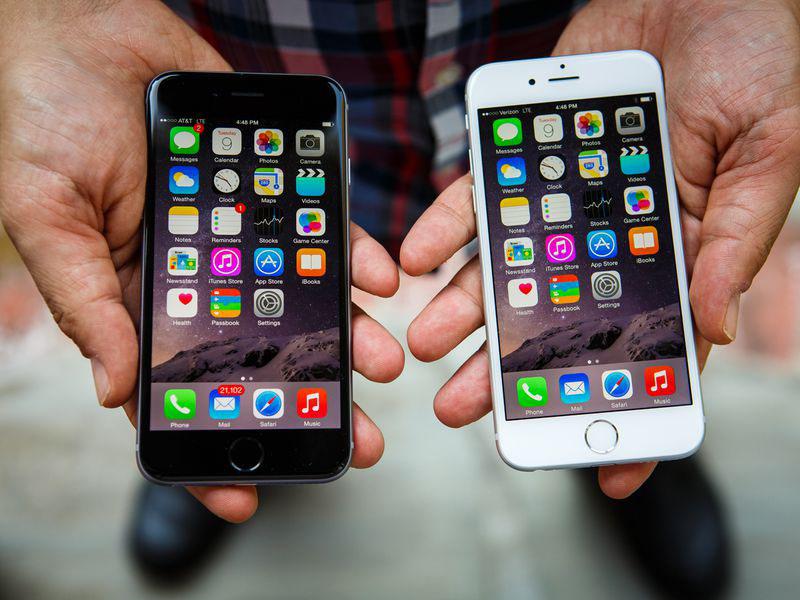 Hành trình 12 năm phát triển của iPhone - iPhone 6S và iPhone 6S Plus