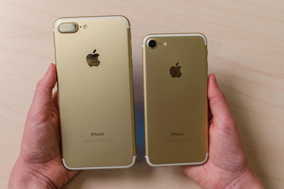 Hành trình 12 năm phát triển của iPhone - iPhone 7 và iPhone 7 Plus