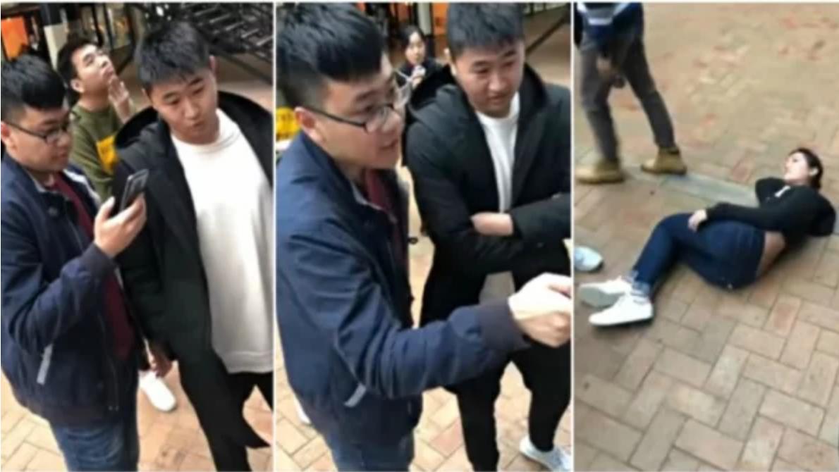 Du học sinh Đại lục vô pháp vô thiên, đe dọa vây đánh học sinh Hồng Kông (ảnh 1)
