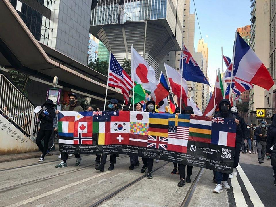 Hồng Kông đang ở giai đoạn chuyển giao của lịch sử (ảnh 2)