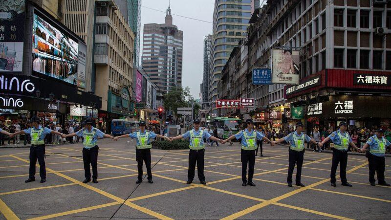 Phóng viên Ma Cao bị đe dọa, phóng viên Hồng Kông bị từ chối nhập cảnh vào Ma Cao (ảnh 1)