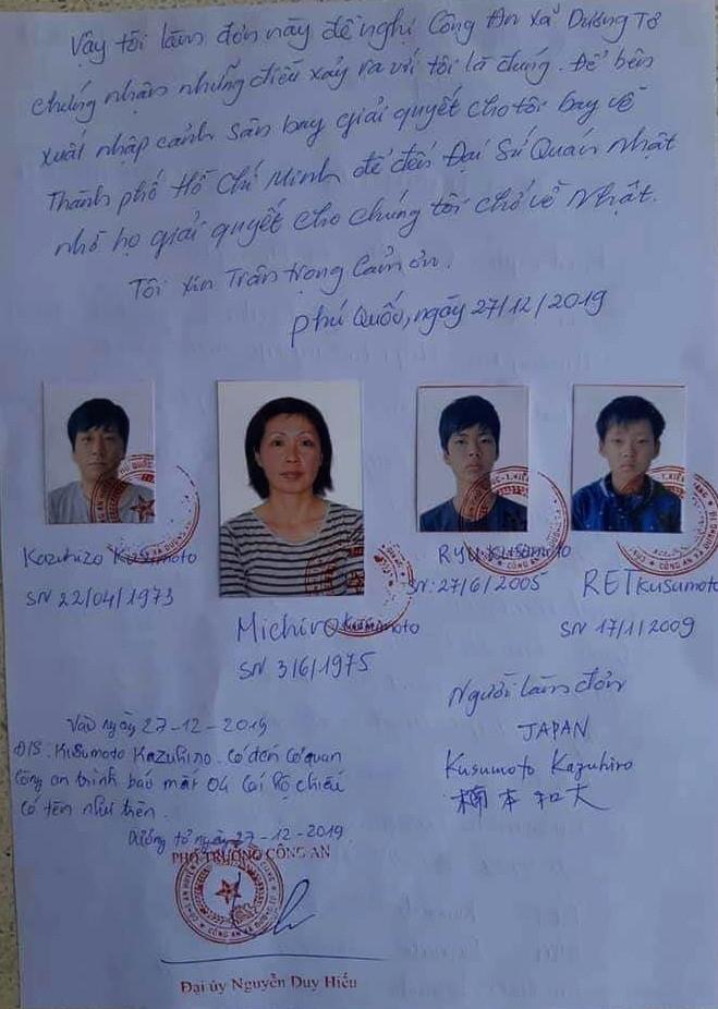 Mất hết giấy tờ, một gia đình Nhật Bản vẫn cảm thấy chuyến đi tại Phú Quốc tuyệt vời-ảnh 3
