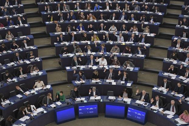 """EU bắt đầu xây dựng phiên bản châu Âu của """"Đạo luật Magnitsky"""", quan chức ĐCSTQ lo sợ bị liệt vào danh sách đen đầu tiên (ảnh 1)"""