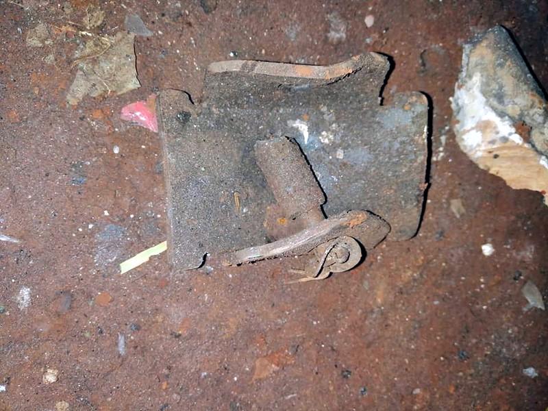 Một vụ nổ đầu đạn trong lúc cưa xảy ra trước đó ở tỉnh Gia Lai.