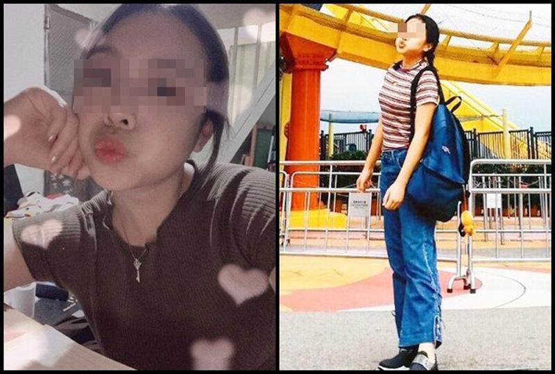 Thiếu nữ 15 tuổi Hồng Kông Trần Ngạn Lâm mất tích, thi thể trôi nổi trên mặt biển, đã từng tham gia phong trào phản đối dự luật dẫn độ, cô từng là vận động viên bơi lội.