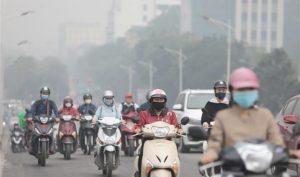Sáng nay (12/12): Ô nhiễm không khí ở Hà Nội đạt ngưỡng rất xấu