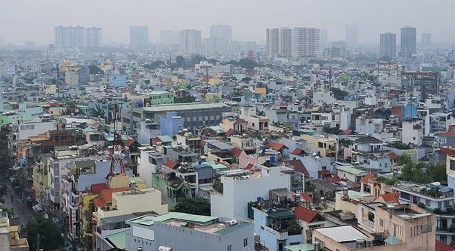 Ô nhiễm không khí đảo chiều, TP.HCM 'vượt mặt' Hà Nội.