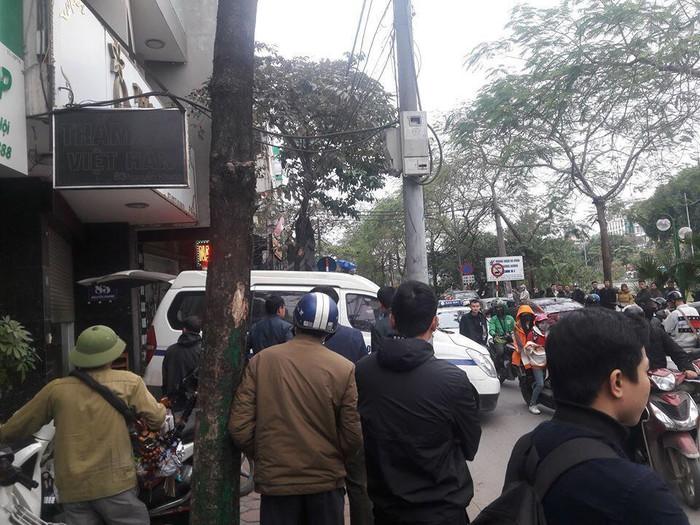 Phó trưởng công an tử vong tại thẩm mỹ viện Việt Hàn2