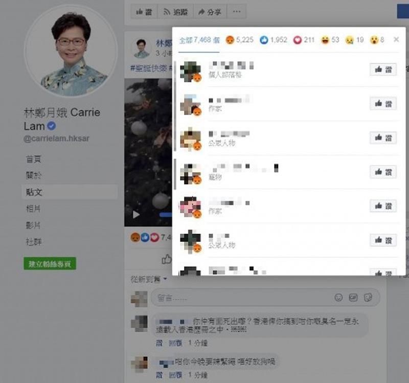 """Trong chưa đầy 4 giờ sau khi tải đoạn video ngắn trên Facebook, Lâm Trịnh đã nhận được 5000 icon phẫn nộ, số lượng nhãn dán """"khuôn mặt tức giận"""" đã liên tục tăng vọt."""