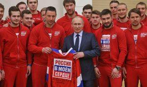 Gian lận doping, Nga bị cấm tham dự Olympic và World Cup
