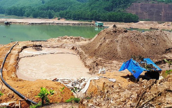 Quảng Nam: Đóng cửa mỏ vàng Bồng Miêu, vừa thất thuế lại phải chi hơn 12 tỉ ngân sách-ảnh 3