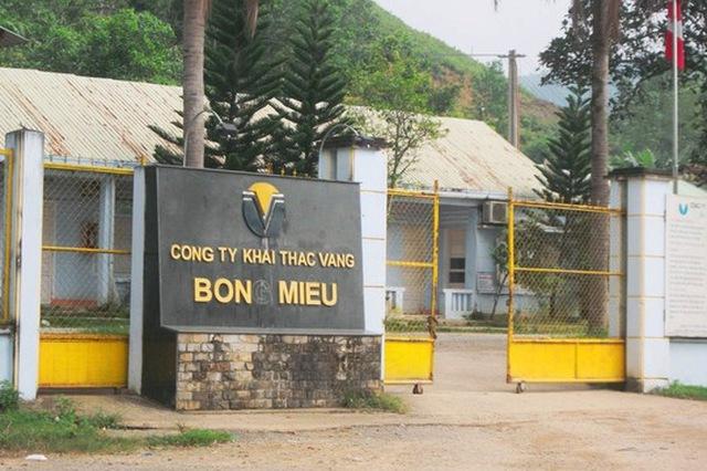 Quảng Nam: Đóng cửa mỏ vàng Bồng Miêu, vừa thất thuế lại phải chi hơn 12 tỉ ngân sách