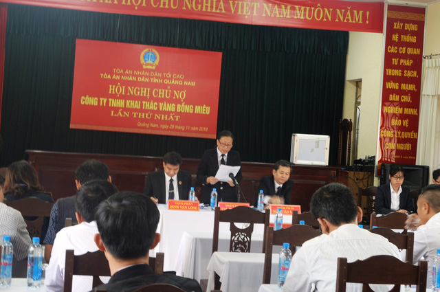Quảng Nam: Đóng cửa mỏ vàng Bồng Miêu, vừa thất thuế lại phải chi hơn 12 tỉ ngân sách-ảnh 4