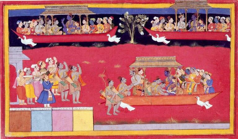 Vũ khí của các vị thần: Sử thi Mahabharata và vụ nổ nguyên tử 12.000 năm trước - ảnh 3