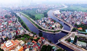 Tổ chức Nhật Bản sẵn sàng đầu tư 100% chi phí làm sạch toàn bộ sông Tô Lịch, Hồ Tây