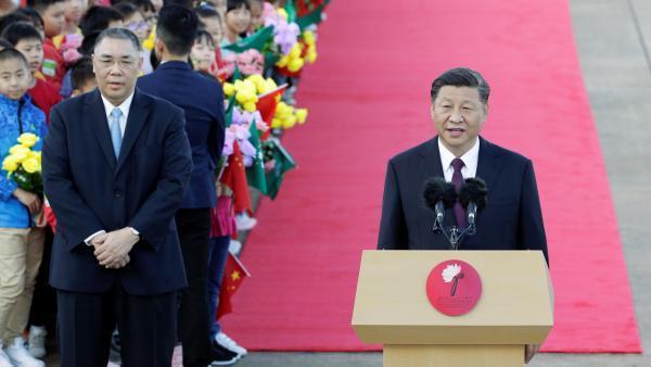 Tập Cận Bình muốn dùng Ma Cao để thay thế cho Hồng Kông? (ảnh 1)