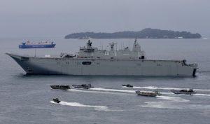 Mỹ, Úc chặn Trung Quốc bành trướng tại vịnh chiến lược của Philippines