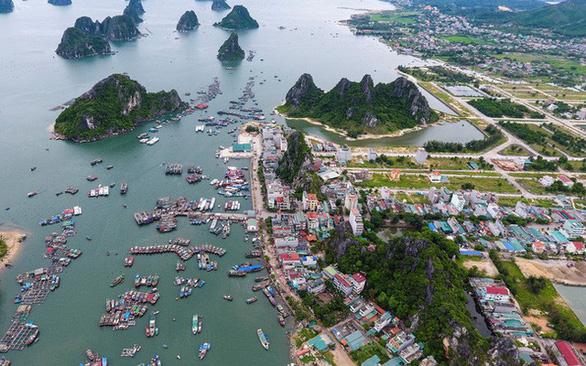 Chính phủ phê duyệt nghị quyết thí điểm thành lập Khu kinh tế Vân Đồn.