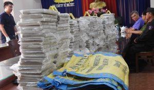 TP.HCM: Bắt giữ đường dây ma túy xuyên quốc gia do người Đài Loan cầm đầu