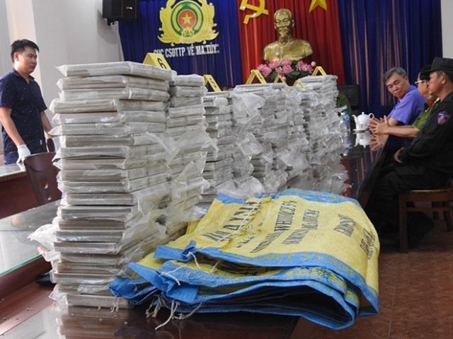 TP.HCM: Bắt giữ đường dây ma túy xuyên quốc gia do người Đài Loan cầm đầu-ảnh 1
