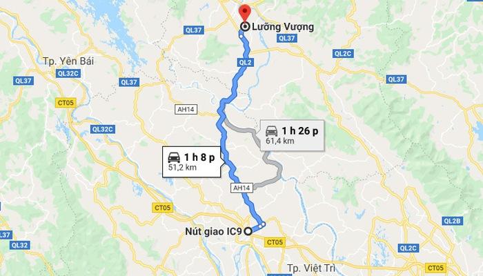 Thủ tướng phê duyệt xây dựng tuyến cao tốc Tuyên Quang - Phú Thọ gần 3.300 tỉ đồng