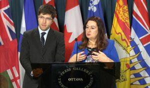 Nghị sĩ Canada đề xuất dự luật trừng phạt quan chức Trung Quốc vi phạm nhân quyền