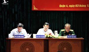 Cử tri TPHCM: Cần coi tham nhũng là tội phản quốc