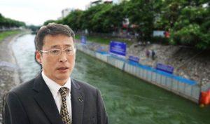 Vụ sông Tô Lịch: JEBO gửi lời xin lỗi Chủ tịch Hà Nội Nguyễn Đức Chung