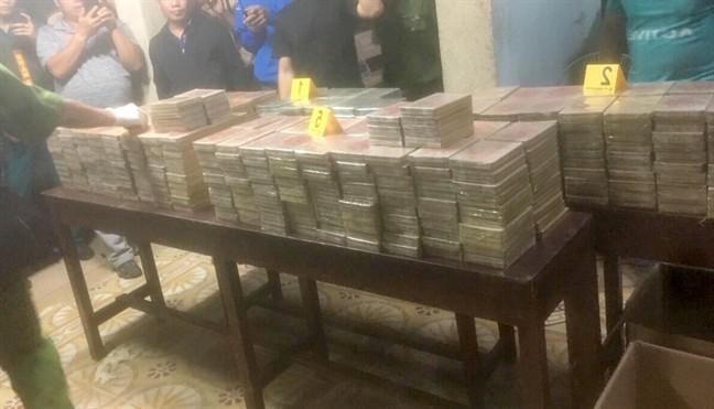 TP.HCM: Bắt giữ đường dây ma túy xuyên quốc gia do người Đài Loan cầm đầu-ảnh 3