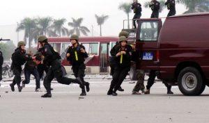 TP.HCM: Hơn 4.000 người tham gia diễn tập an ninh chống khủng bố