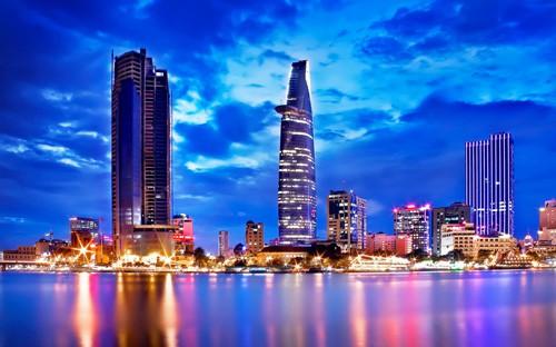 TP.HCM xếp thứ 3 thế giới về nơi đáng sống dành cho người nước ngoài. (Ảnh qua vov)