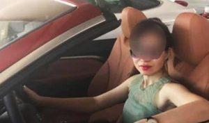 Nữ trung tá công an bị tố 'quỵt tiền' tài xế taxi từng phải điều trị bệnh tâm thần?