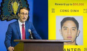 Canada treo thưởng gần 900 triệu đồng truy nã tội phạm người Việt