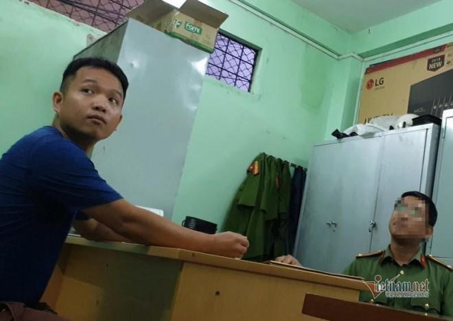 Thiếu uý Công an Phạm Thái Vinh cưỡng đoạt tài sản bị khởi tố, bắt giam.