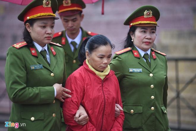 Bị cáo Bùi Thị Kim Thu. (Ảnh qua Zing)