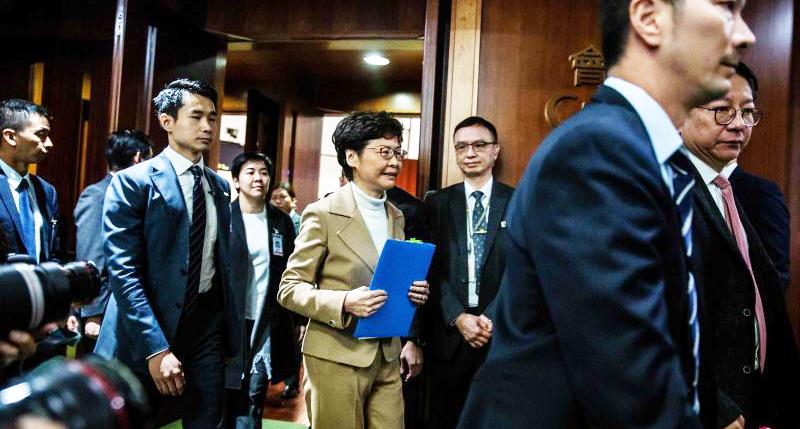 Vào ngày 16/1, bà Lâm Trịnh Nguyệt Nga đã tham dự phiên hỏi đáp đầu tiên của Hội Lập pháp trong năm 2020.