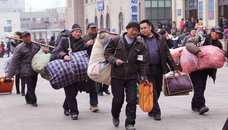 Làn sóng thất nghiệp đã gây ảnh hưởng nghiêm trọng đến xã hội Trung Quốc, lời kêu than lan tràn khắp các mạng xã hội.