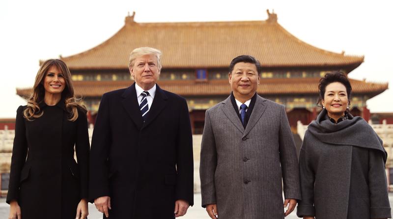 """Đã nhiều lần Trump gọi Tập Cận Bình là """"bạn của tôi"""", ngay cả trong cuộc chiến thương mại kéo dài một năm rưỡi."""