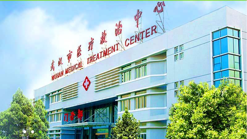 Bệnh viêm phổi ở Vũ Hán: Bệnh viện bị khóa cửa và bảo vệ nghiêm ngặt, phóng viên HK bị mang đến đồn cảnh sát (ảnh 1)