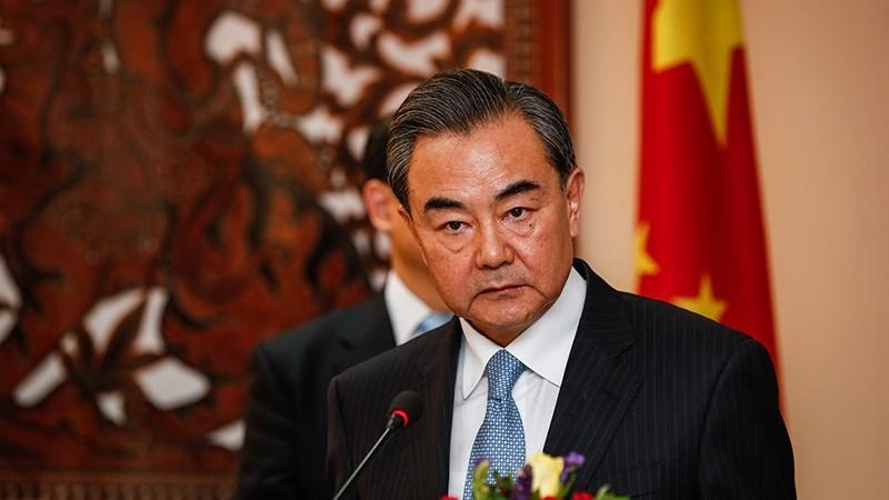 Ngoại trưởng Trung Quốc Vương Nghị.